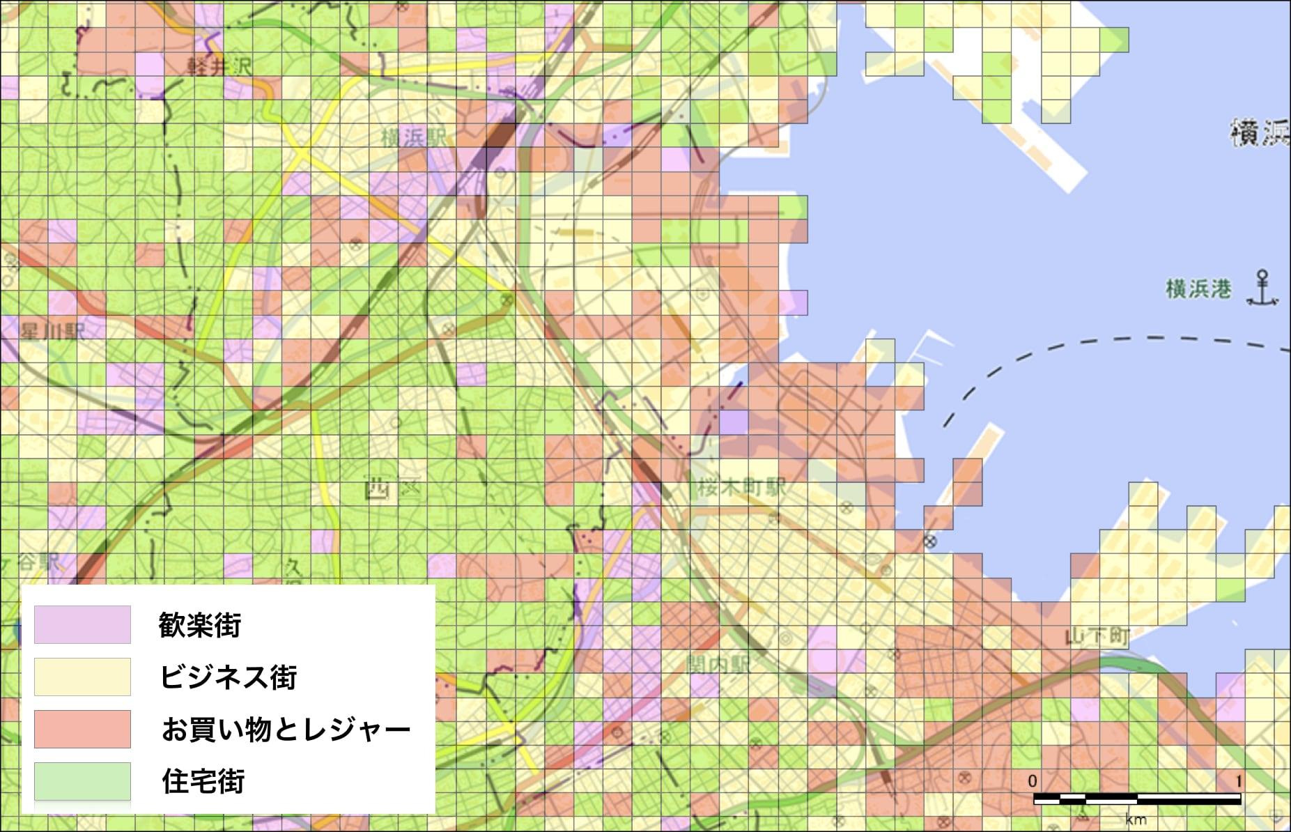 地域区分コード